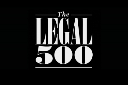 The Legal 500 recommends  Сai & Lenard in banking, finance and capital markets
